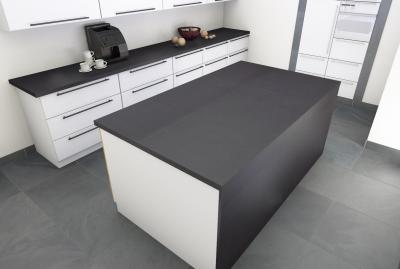 graniet keukenbladen nero assoluto antoqato. Black Bedroom Furniture Sets. Home Design Ideas