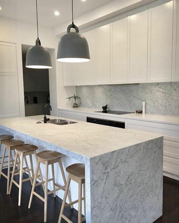 Bianco Carrara stoneland 2